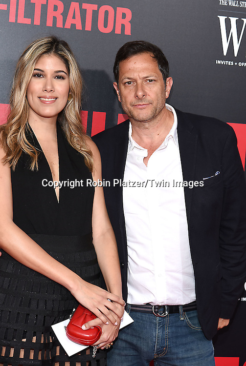 """attends """"The Infiltrator"""" New York Premiere on July 11, 2016 at AMC Loews Lincoln Square in New York, New York, USA. <br /> <br /> photo by Robin Platzer/Twin Images<br />  <br /> phone number 212-935-0770"""