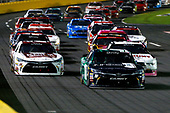 NASCAR XFINITY Series<br /> Drive for the Cure 300<br /> Charlotte Motor Speedway, Concord, NC<br /> Saturday 7 October 2017<br /> Daniel Suarez, Juniper Toyota Camry<br /> World Copyright: Lesley Ann Miller<br /> LAT Images