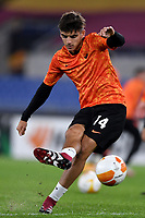Gonzalo Villar of AS Roma warms up during the Europa League Group Stage A football match between AS Roma and CSKA Sofia at stadio olimpico in Roma (Italy), October, 29th, 2020. Photo Andrea Staccioli / Insidefoto