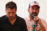 Kike Maillo & Jose Corbacho. Barcelona nit d'estiu - Presentation of the movie in Barcelona.