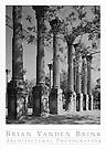 CORINTHIAN COLUMNS<br /> Windsor Ruins<br /> Circa 1859<br /> Port Gibson, Mississippi © Brian Vanden Brink, 2004