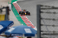 July 4th 2021;  Red Bull Ring, Spielberg, Austria; F1 Grand Prix of Austria, race day;   33 Max Verstappen NED, Red Bull Racing takes the flag and wins the F1 Grand Prix of Austria at Red Bull Ring
