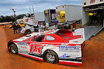 Feb 03, 2011; 5:44:20 PM; Sylvania, GA., USA; An Unsactioned Racing Event Running a 10,000 To Win During Speedweeks 2011 At Screven Motor Speedway.  Mandatory Credit: (thesportswire.net)