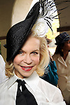 Lynn Wyatt at the Hermann Park Conservancy Hat Party Tuesday March 9,2010. (Dave Rossman Photo)