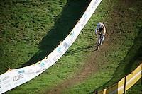 Joris Nieuwenhuis (NLD/Rabobank Development Team)<br /> <br /> U23 race<br /> bpost bank trofee<br /> GP Mario De Clercq Ronse 2015