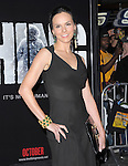Kim Bubbs at The Universal Pictures' Premiere of THE THING held at Universal City Walk in Universal City, California on October 10,2011                                                                               © 2011 Hollywood Press Agency