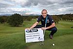 Kris Boyd at Glenbervie Golf Club as he looks ahead to next week's Rangers v Hibs clash at Ibrox