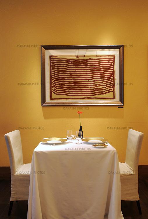 Restaurant Sant Pau, Tokyo.