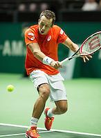 Rotterdam, The Netherlands, Februari 9, 2016,  ABNAMROWTT, Philipp Kohlschreiber (GER)<br /> Photo: Tennisimages/Henk Koster