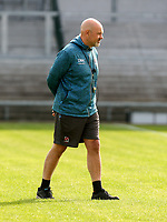 Friday 18th September 2020 | Ulster Rugby Training<br /> <br /> Ulster Head Coach Dan McFarland taking part in an Ulster Rugby training session at Kingspan Stadium ahead of Ulster's Heineken Champions Cup Quarter-Final against Toulouse in France at the weekend.  Photo by John Dickson / Dicksondigital