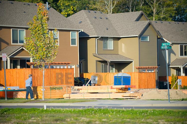 Construction in Neighborhood