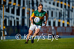 Stephen O'Brien, Kerry, during the Munster Football Championship game between Kerry and Clare at Fitzgerald Stadium, Killarney on Saturday.