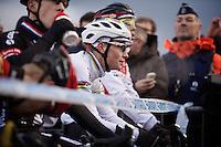 Mathieu Van der Poel (NLD/BKCP-Corendon) finally ready to start the 2015/2016 CX season<br /> <br /> Duinencross Koksijde WorldCup 2015
