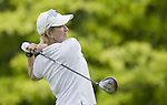 SINGAPORE - MARCH 05: Karrie Webb of Australia plays her tee shot on the par four 6th hole during the first round of HSBC Women's Champions at the Tanah Merah Country Club on March 5, 2009 in Singapore. Photo by Victor Fraile / The Power of Sport Images