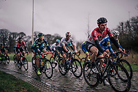 Moreno Hofland (NED/Lotto-Soudal)<br /> <br /> 106th Scheldeprijs 2018 (1.HC)<br /> 1 Day Race: Terneuzen (NED) - Schoten (BEL)(200km)