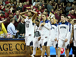 Queens (NC) vs Northern State 2018 Division II Men's Basketball Championship