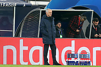 Tottenham Hotspur manager Jose Mourinho during RB Leipzig vs Tottenham Hotspur, UEFA Champions League Football at the Red Bull Arena on 10th March 2020