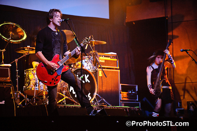 Sick Puppies in concert during Point Fest Eve at VooDoo Lounge of Harrah's Casino in Maryland Heights, MO on May 22, 2009.