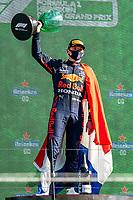 5th September 2021: Circuit Zandvoort, Zandvoort, Netherlands;  Formula 1 Dutch Grand Prix at the CM.com Circuit Zandvoort, Max verstappen wins the dutch Grand Prix