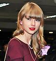 Taylor Swift Leaves Japan from Narita Airport