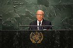 Portugal<br /> H.E. Mr. Marcelo Rebelo de Sousa<br /> President<br /> <br /> <br /> General Assembly Seventy-first session: Opening of the General Debate 71 United Nations, New York