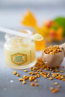 Gastronomie générale/Diététique: Gelée royale bio  //General gastronomy / Dietetics: Organic royal jelly