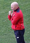 Sevilla FC's coach Jorge Sampaoli during La Liga match. March 19,2017. (ALTERPHOTOS/Acero)