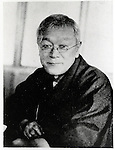 Undated - Konan Naito (1866-1934), also known as Torajiro Naito, was a Japanese historian and Sinologist. He was one of the leading Japanese historians of East Asia in the early 20th century. In Japanese history, He argued that Yamataikoku was located in Kyushu rather than in Kinki. (Photo by Kingendai Photo Library/AFLO)