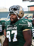 Baylor Bears safety Anthony Moore (23) in action during the game between the TCU Horned Frogs and the Baylor Bears at the Floyd Casey Stadium in Waco, Texas. Baylor defeats TCU 50 to 48..