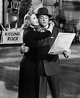 James Cagney an Doris Day in<br /> the WEST POINT STORY