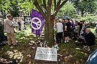 06.08.2013 - 68th Hiroshima Memorial Day in London