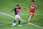 Kitchee SC plays XM Vissai Ninh Binh on their AFC Cup Quarter Final 2nd leg match on August 26, 2014 at the Mong Kok stadium in Hong Kong, China. Photo by Victor Fraile / Power Sport Images