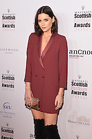 Lilah Parsons<br /> at the Scottish Fashion Awards 2016, Rosewood Hotel, London.<br /> <br /> <br /> ©Ash Knotek  D3186  21/10/2016