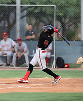 Deivi Estrada - 2021 Arizona League Diamondbacks (Bill Mitchell)