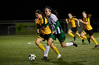 Football – CSW Girls Premier & Regional Finals at Petone Memorial Park, Lower Hutt, New Zealand on Wednesday 22 September 2021. <br /> Photo by Masanori Udagawa. <br /> www.photowellington.photoshelter.com