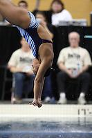 2010 Women's Big Ten S&D Champs, Day 2 Prelims Minn