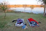 Zach & Emma Brave the Outdoors