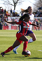 Boyds, MD. - Saturday, March 31 2018:  The Washington Spirit defeated the Orlando Pride 2-0 in NWSL game at the Maryland SoccerPlex.