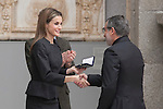20141117 Queen Letizia Velazquez Prize