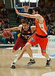 Liga Endesa 2015-16.<br /> Valencia Basket (75)-(65) FC Barcelona Lassa.<br /> Pabellon de la Fuente de San Luis (La Fonteta).<br /> Domingo, 8 de mayo de 2016.