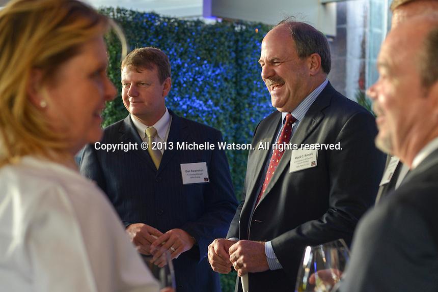 TMK OTC 2013 Reception at Tony's Restaurant Houston
