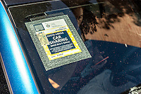 Milano, servizio di car sharing Car2go --- Milan, Car2go car sharing