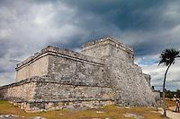 El Castillo (The Castle), Tulum, Mexico