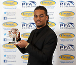 Young player of the year Jason Denayer