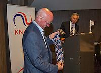 Den Bosch, Netherlands, 09 June, 2016, Tennis, Ricoh Open, Ledenraadsvergadering<br /> Photo: Henk Koster/tennisimages.com