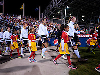 Becky Sauerbrunn, Yael Averbuch, Kristie Mewis, Heather O'Reilly. The USWNT tied New Zealand, 1-1, at an international friendly at Crew Stadium in Columbus, OH.
