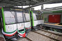 - Milan, ATM (Azienda Trasporti Milanesi), inaugural run on the new route to Assago on subway line 2....- Milano, ATM (Azienda Trasporti Milanesi), corsa inaugurale sulla nuova tratta fino ad Assago sulla linea 2 della Metropolitana