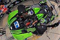 #1 (P2) Patron Highcroft Racing HPD ARX-01c,Marino Franchitti in the cockpit