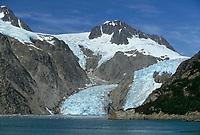 Northwest Glacier, Kenai Fjords National Park, Alaska