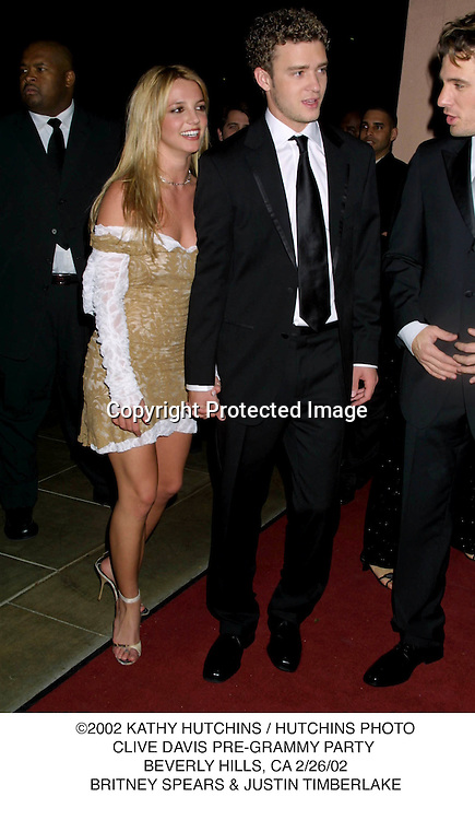 Spears B Timberlake J724 Jpg Hutchins Photo